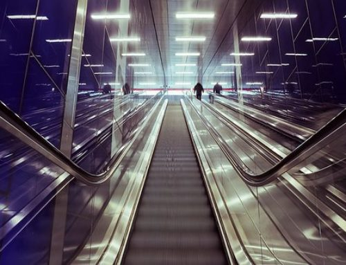 Stuck on the escalator of life?