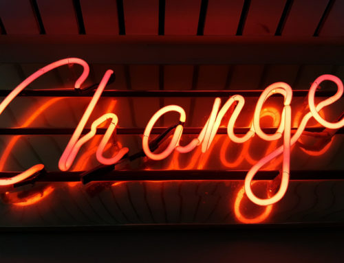 3 Key Steps to Make a Big Life Change