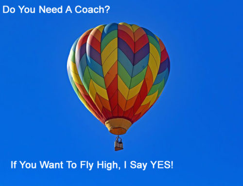 Do You Need A Coach?