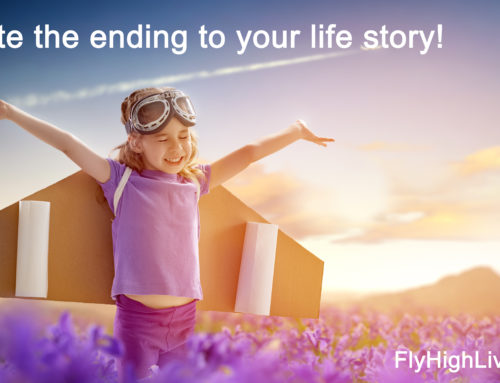 Write the  Ending to Your Life Story!